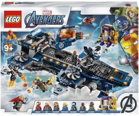 LEGO-Marvel-Avengers-Helicarrier-76153 on sale