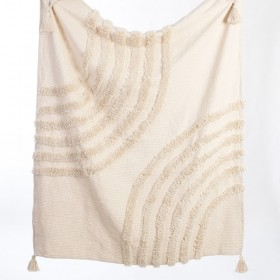 Arc-Tufted-Throw-by-MUSE on sale