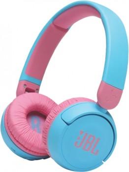 JBL-JR310-Bluetooth-Kids-On-Ear-Headphones-Blue on sale