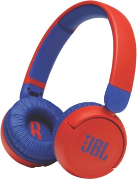 JBL-JR310-Bluetooth-Kids-On-Ear-Headphones-Red on sale