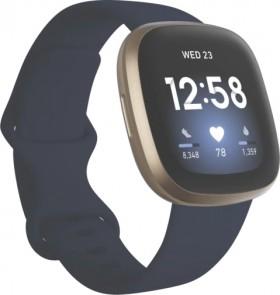 Fitbit-Versa-3-Midnight-BlueSoft-Gold on sale