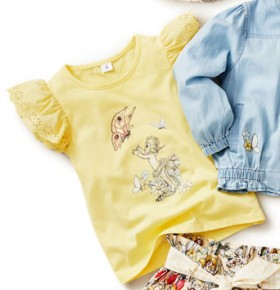 May-Gibbs-Kids-Frilly-Tee on sale