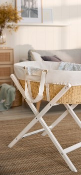 NEW-Childcare-Moses-Basket on sale
