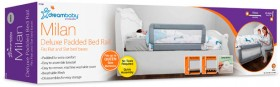 NEW-Dreambaby-Milan-Delux-Pad-Bed-Rail on sale