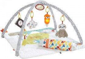 NEW-Fisher-Price-Perfect-Sense-Deluxe-Gym on sale