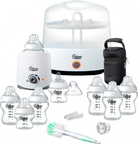 Tommee-Tippee-Essentials-Starter-Kit-White on sale
