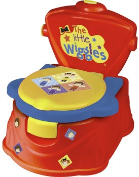NEW-Wiggles-Musical-Potty on sale