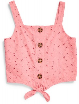 K-D-Broderie-Top on sale