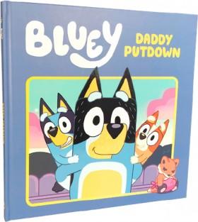 NEW-Bluey-Daddy-Putdown on sale