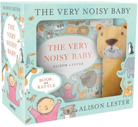 The-Very-Noisy-Baby-Book-Rattle on sale