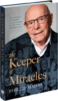 NEW-The-Keeper-of-Miracle on sale