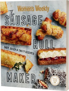 NEW-The-Sausage-Roll-Maker on sale