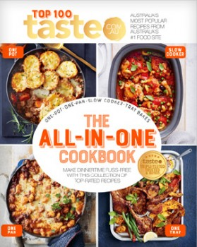 NEW-The-All-in-One-Cookbook on sale