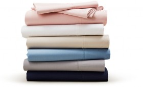 House-Home-250-Thread-Count-Cotton-Rich-Sheet-Set on sale
