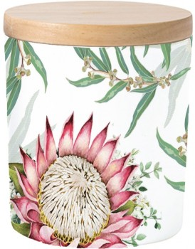 Home-Interiors-Australian-Made-Candle-Eucalyptus-and-Honey on sale
