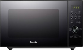 Breville-800W-Flatbed-Microwave on sale