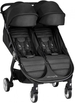 Baby-Jogger-Tour-2-Double-Pitch-Black on sale