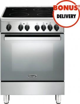 DeLonghi-60cm-Electric-Upright-Cooker on sale