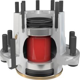 ConMet-10285-PreSet-Plus-Complete-Hub-Assy-TN-Cast-Iron on sale