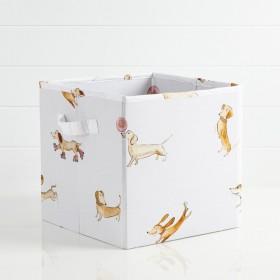 Kids-Silly-Sausage-Dog-Storage-Box-by-Pillow-Talk on sale