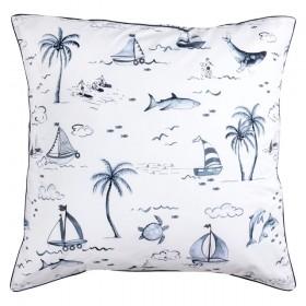 Kids-Island-Sail-European-Pillowcase-by-Pillow-Talk on sale