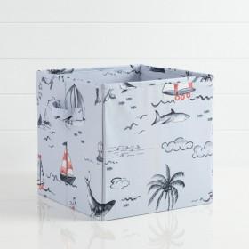Kids-Island-Sail-Storage-Box-by-Pillow-Talk on sale