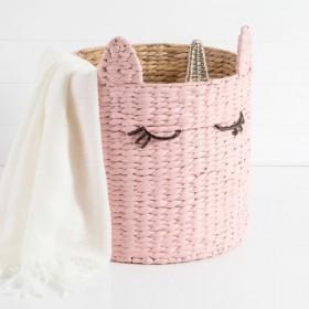 Kids-Believe-in-Unicorns-Basket-by-Pillow-Talk on sale