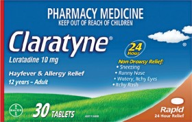 Claratyne-30-Tablets on sale
