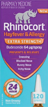 Rhinocort-Hayfever-Allergy-Extra-Strength-120-Sprays on sale