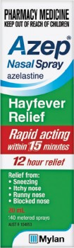 Azep-Nasal-Spray-Hayfever-Relief-20mL on sale