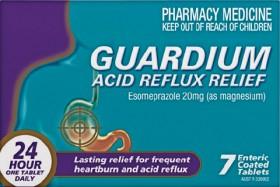 NEW-Guardium-Acid-Reflux-Relief-7-Tablets on sale