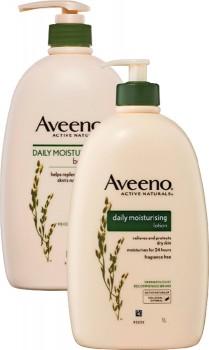 Aveeno-Daily-Moisturising-Body-Wash-or-Daily-Moisturising-Lotion-1L on sale