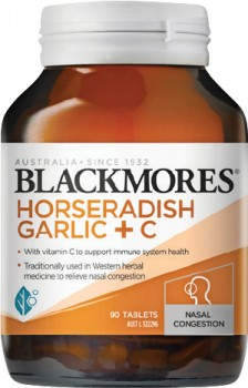 Blackmores-Horseradish-Garlic-C-90-Tablets on sale
