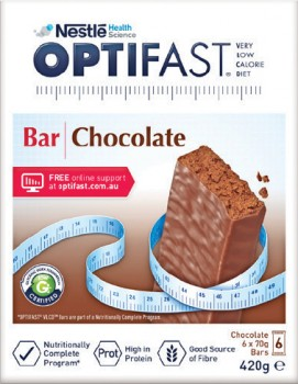 Optifast-Bar-Chocolate-6-x-70g on sale