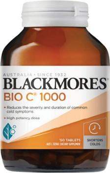 Blackmores-Bio-C-1000-150-Tablets on sale