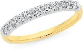 18ct-Gold-Diamond-Ring on sale