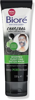 Bior-Charcoal-Whipped-Purifying-Detox-Mask-110g on sale