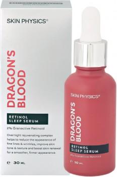 Skin-Physics-Dragons-Blood-Retinol-Sleep-Serum-2-Retinoid-30mL on sale