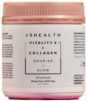 JSHealth-Vitality-X-Collagen-180g on sale