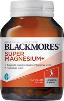 Blackmores-Super-Magnesium-100-Tablets on sale