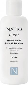 Natio-Clear-Shine-Control-Face-Moisturiser-125mL on sale