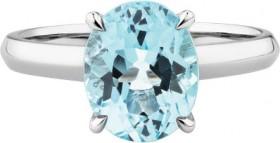 10mm-Sky-Blue-Topaz-Ring-in-Sterling-Silver on sale