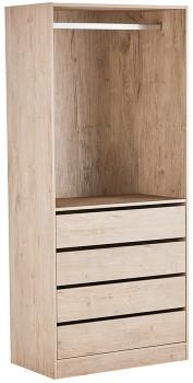 Eden-4-Drawer-Clothes-Rack on sale