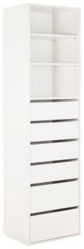 Tailor-3-Shelf-6-Drawer-Storage-Unit on sale