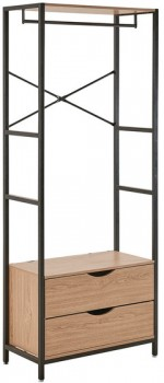 Sonoma-2-Drawer-Clothes-Rack on sale