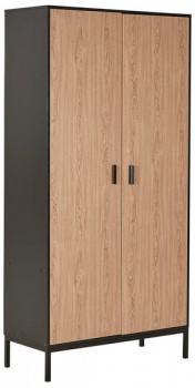 Sonoma-2-Door-Wardrobe on sale