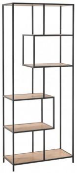 Seaforth-5-Shelf-Bookcase on sale