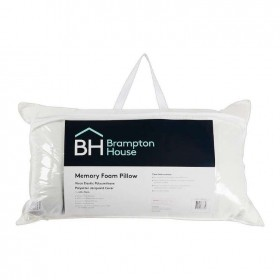 Brampton-House-Standard-Memory-Foam-Pillow on sale