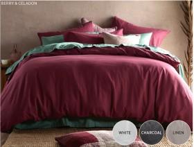 Koo-Loft-Linen-Quilt-Cover-Set on sale