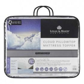 50-off-Logan-Mason-Platinum-Collection-Cloud-Mattress-Topper on sale
